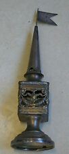AN ANTIQUE COPPER OR BRONZE AUSTRIAN SPICE TOWER (for Besamim).