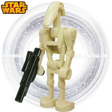 LEGO Star Wars Minifigure - Battle Droid with 1 Straight Arm c/w Blaster