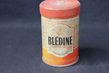 P685 Ancienne boite metal Vintage Blédine La seconde maman Jacquemaire farine