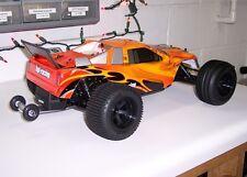 BanzaiBars Wheelie Bar - fits HPI Nitro Firestorm 10T Stadium Truck