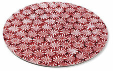Peppermint Candy Christmas Cake Board from Wilton 1937 - NEW