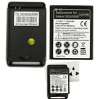 External Battery Wall Travel Charger + Battery for Samsung galaxy S3 SIII I9300