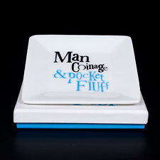 Man Coin Tray Gift Ideas for Men Him Dad Grandad Fathers Day & Birthdays