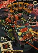 2000 AD Sci-Fi Special July 1 ,1984, Issue No. 7   , Judge Dredd  ,-NC-021