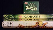 MARIJUANA Cannabis Puff The Magic Dragon 50 HEM Incense Sticks Cones Combo Set