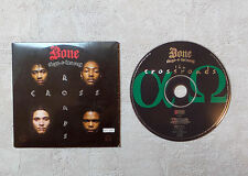"CD AUDIO MUSIQUE / BONE THUGS-N-HARMONY ""CROSSROADS"" 2T 1996 CD SINGLE HIP HOP"