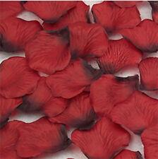 100 Simulation Rose Petals Artificial Flower Wedding Supplies Confetti Color 31