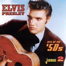 ELVIS PRESLEY - HITS OF THE 50'S 2 CD NEU