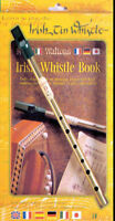 WALTONS TIN WHISTLE TWIN PACK in KEY OF D + Learn to Play BOOK - 08AWAL-1504
