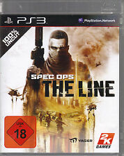 Spec Ops - The Line (PlayStation3)
