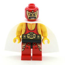 NEW LEGO MOVIE EL MACHO WRESTLER MINIFIG minifigure 70809 lucha libre super toy