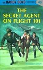 The Secret Agent on Flight 101 (The Hardy Boys, No. 46) by Franklin W. Dixon, Go