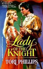 BUY 2 GET 1 FREE Lady of the Knight by Tori Phillips (1999, Paperback)