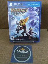 NEW RATCHET AND CLANK PLAYSTATION 4 PS4 SEALED USA SELLER FAST FREE SHIPPING!!