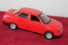 1:36  Russian vehicle LADA 110 Car Toy Red