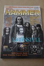 Metal Hammer 3/2015 - Moonspell, Uriah Heep, Marilyn Manson, Steve Wilson