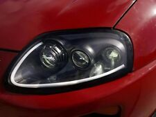 Toyota Supra Clear Headlight Lenses