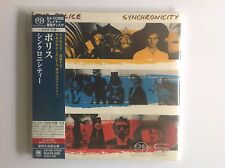 The Police: Synchronicity Japan Mini LP SACD - Sealed