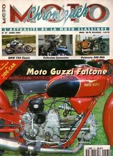 CHRONIQUES MOTO 57 VELOCETTE 500 MSS GUZZI Falcone BMW R75/5 Sabater SPA 1967