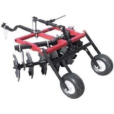 DISC CULTIVATOR Harrow - Tow Behind ATV UTV & Compact Tractor - 4.3 Ft Cut Width