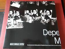 "DEPECHE MODE: EVERYTHING COUNTS (LIVE): 12"" VINYL MAXI SINGLE: 1989: MUTE"