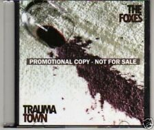 (L705) The Foxes, Trauma Town - DJ CD