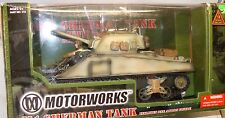 1:18 Ultimate Soldier 21st Century Diecast WWII U.S Army M4 Sherman Tank D Day