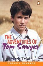 The Adventures of Tom Sawyer (Penguin Readers, Level 1)