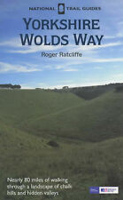 Yorkshire Wolds Way (National Trail Guides) Roger Ratcliffe Very Good Book