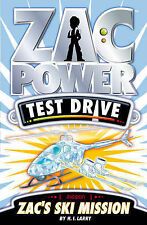 Zac Power Test Drive - Zac's Ski Mission by H. I. Larry (Paperback, 2009)