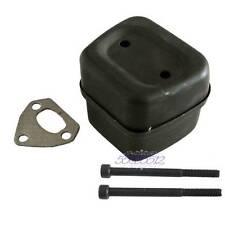 Exhaust Muffler Gasket Bolts Kit For Husqvarna 142 136 137 141 36 41 #545006044