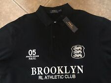 Polo Ralph Lauren Brooklyn Athletic Club Mesh Shirt 3XB Classic Fit $125 NWT