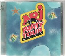2 CD COMPIL 37 TITRES--NRJ PARTY TOUR 2003--SINCLAIR/MADONNA/PINK/GUETTA/SCOOTER