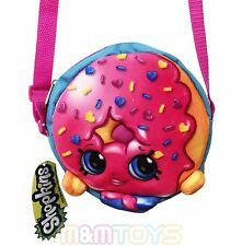 Shopkins Donuts Camera Messenger Cross Shoulder Bag Coin Purse