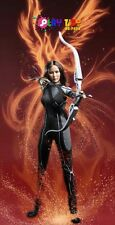 "PLAY TOY KATNISS EVERDEEN JENNIFER LAWRENCE FROM THE HUNGER GAMES 12"" FIGURE MIP"