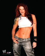 "WWE LITA 8x10"" OFFICIAL WRESTLING PROMO PHOTO TEAM EXTREME"