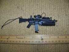 1/6th Scale Hot Toys M4 Rifle w/grenade Launcher