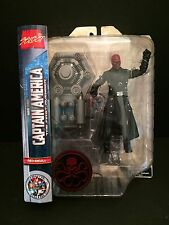 Marvel Select Red Skull Action Figure Captain America First Avenger Legends Zemo
