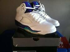 2006 AIR JORDAN 5 RETRO LS WHITE GRAPE ICE 314259 131 SIZE US 8.5 deadstock