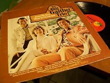 BILL GAITHER TRIO JESUS WE JUST WANT TO THANK YOU STEREO RECORD ALBUM