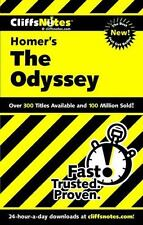 CliffsNotes on Homer's Odyssey (Cliffsnotes Literature), Baldwin, Stanley P, Goo