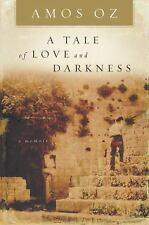 Biography: A TALE OF LOVE AND DARKNESS Amoz Oz hard cover Israel