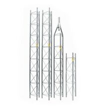 ROHN 45G Tower 30' ft Self Supporting Tower 45SS030 Freestanding ROHN 45G Tower