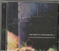 LIKE MUSIC TO THEIR EARS VOL.2 - various artists CD