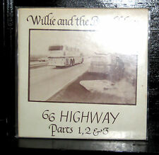 "Willie Murphy and the Bumblebees - 66 Highway Parts 1, 2 & 3 Mint- 2x 7"" Signed"