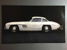 1956 Mercedes Benz 300 SL Gullwing Coupe Picture / Print / Poster RARE!! Awesome