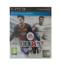 FIFA 14 PlayStation PS3 Game, stunning condition, lovely clean disc