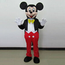 Halloween Mickey Mouse Mascot Costumes Party Cosplay Fancy Dress clothing Adult