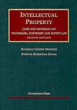 Intellectual Property Cases and Materials on Trademark, Copyright and Patent Law