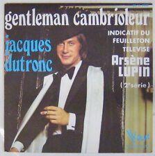 Jacques Dutronc 45 tours Gentleman Cambrioleur 1973